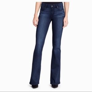 "Paige ""BelAir"" Classic Boot Cut Jeans"